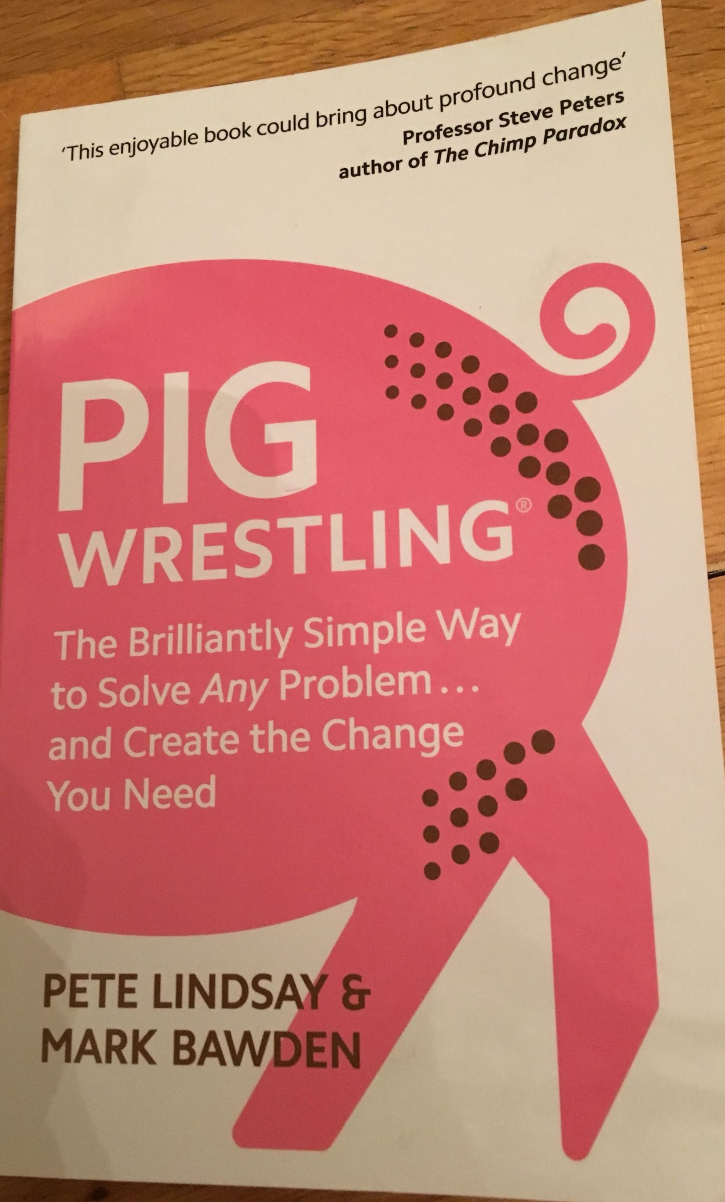 A Review of 'Pig Wrestling'